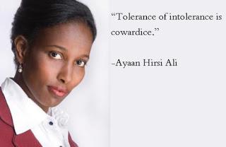 Tolerance Of Intolerance AH Ali